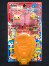Yutaka 2000 Digimon Digivice D-3 Combination Case Armadimon 2 Figure Set Japan