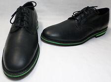 Walk Over Men's Black Leather Shoes sz: US 8 M