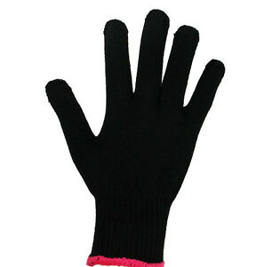 Professional Heat Resistant Glove for Hair Styling Curling Iron, Flat Iron, 2 X