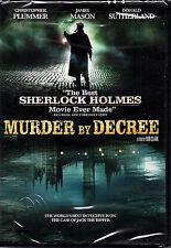 Murder By Decree (DVD 2009 WS) Sherlock Holmes vs Jack the Ripper