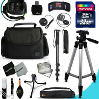 Pro ACCESSORIES KIT w/ 32GB Mmry f/ FUJI FinePix S9900W S9800 S9200 S9400W