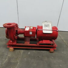 Bell Amp Gossett Series 1510 5x4 End Suction 4gb Centrifugal Pump With60hp 230460v