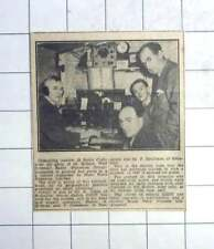1952 West Cornwall Radio Penzance Group Win Second Place Contest G3d17