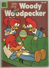 Dell/Gold Key Walter Lantz's Woody Woodpecker #53 Lower Grade 6.0 FN