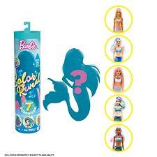 Barbie sirena color Reveal Mermaids Gtp43 Mattel