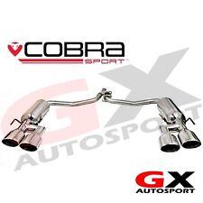 Cobra ME11 Mercedes Clase C W204 C250 Diesel 09-13 AMG Estilo Quad Escape Trasero