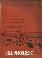 Theodor Blumer - Aus dem Pflanzenreich Op.57b für Flöte und Klavier (Piano)