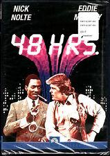 48 Hrs. DVD, NEW Sealed; Eddie Murphy, Nick Nolte, BONUS OFFER