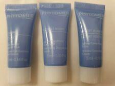 Phytomer 5ml Wrinkle correction cream, energizing oxygen serum, eye sorbet cream