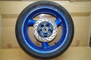 Suzuki GSXR 1100 W  GU 75C  Hinterrad top Reifen 180/55/ZR17 Dot 17 Bremsscheibe