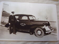 1940 STUDEBAKER  POLICE CAR 11 X 17  PHOTO /  PICTURE