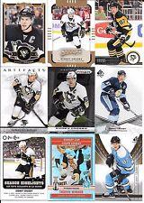 Sidney Crosby Lot Original Modern (1970-Now) Hockey Cards