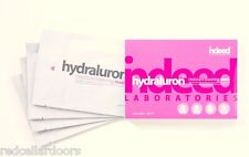 New Indeed Labs HYDRALURON Moisture Booster FACE MASK 4 Serum Masks Hydrate