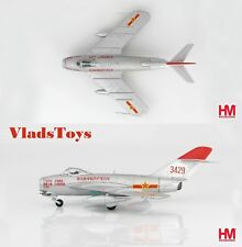 Hobby Master 1:72 Shenyang J-5 Fresco Mig-17F PLAAF, Red 3429 China 1967 HA5902