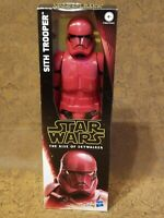 Star Wars The Rise Of Skywalker Sith Trooper 12 Inch Figure NEW Disney Hasbro