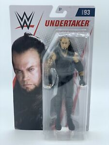 WWE THE UNDERTAKER SERIES 93 Wrestling Action Figure NEW SHIPPED IN A BOX