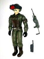 GI JOE Figurine ARAH Vintage CUSTOM NIGHT TANK COMMANDER LOT Action Force Figure