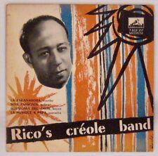 """Rico's Creole Band French 7"""" EP La Enganadora LA VOIX DE SON MAITRE"""
