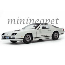 SUN STAR 1940 1985 CHEVROLET CAMARO IROC-Z 1/18 DIECAST MODEL CAR WHITE
