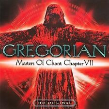GREGORIAN - MASTERS OF CHANT: CHAPTER VII (NEW CD)