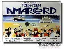 poster Fellini AMARCORD 70x100