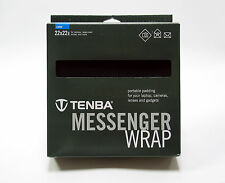"Tenba Messenger Wrap Olive 22"".Wrapover protection for Photo/Video/Audio/Valuble"