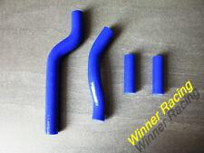 silicone radiator coolant hose kit Yamaha YZ250 2-stroke 2005 2004 2003 2002