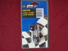 (NEW) Mr. Gasket Co. 8 Ball Door Lock Knobs #6876G