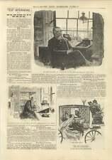 1893 Interview Justin Mccarthy Irish Home Rule Andrew Walker Liverpool
