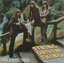 Gtr-007 String Driven Thing: the Early Years 1968-1972), + 5 bonus tracks nuovo