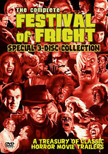 Festival of Fright 3-Disc Box Set
