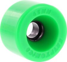 KRYPTONICS STAR TRAC 65mm 86a GREEN Skateboard Wheels
