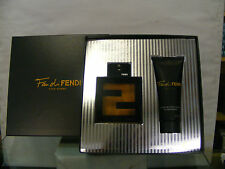 FENDI....FAN pour homme ... set regalo.... EAU TOILETTE 100spr+ SHOWER GEL 100ml