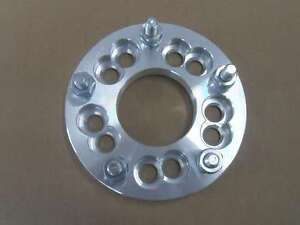 """one wheel adapter 5x135mm & 5x5"""" to 5x135mm CB 87.1mm thickness 1""""   M12X1.5"""