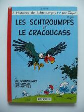 EO 1969 (bel état) - Schtroumpfs 5 (les Schtroumpfs et le Cracoucas) - Peyo