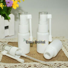 6pcs Mist Throat Nose Nasal Spray Tonsil Stone Care Pump Bottle Empty 20ml