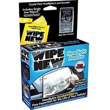 Rust-Oleum HDLRTLKIT Wipe New Headlight Restore Kit - Headlight Cleaner