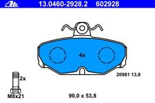 Bremsbelagsatz Scheibenbremse - ATE 13.0460-2928.2