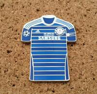 *NEW* CHELSEA FC - 2012 Champions League Final Shirt Pin/Badge