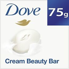 4x Dove Cream Beauty Bathing Bar soap 75gm moisturisation Skin Cleansing