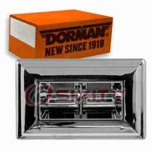 Dorman Front Left Door Window Switch for 1982-1986 Chevrolet K5 Blazer vd