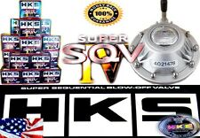 HKS SSQV4 BOV SUPER SEQUENTIAL SQV4 IV Turbo Blow Off Valve OEM OE 4- New Silver