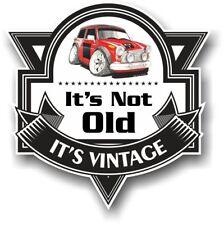 Koolart it is not old Slogan & Classic Mini Cooper S Works pic