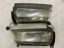 Honda Accord CB CB3 CB7 1990-1991 JDM Foglights With Brackets (Used)