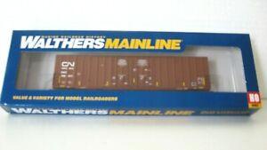 Walthers Ho Mainline Ltd Edt.  60' Gunderson Hi-Cube Boxcar #910-2963 DWC/CN NIB