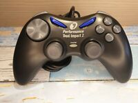 Playstation Performance Dual Impact 2  Wired Controller