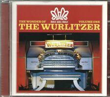 WONDER OF THE WURLITZER VOLUME ONE CD Jukebox Gift Idea UK Stock Ena Baga