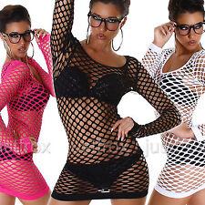 Mesh Clubwear Short/Mini Dresses