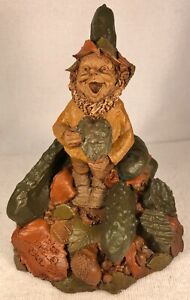 CRIS.P-R 1985~Tom Clark Gnome~Cairn Item #1112~Ed #33~Hand Signed~Story Included