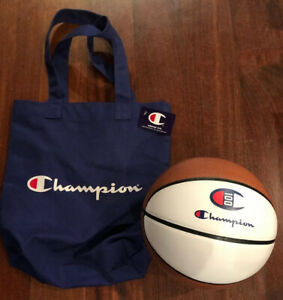 Baden Champion 100 Basketball + tote bag New with Tags limited edition
